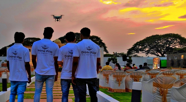 Live Aerial Inspections Training in Coimbatore