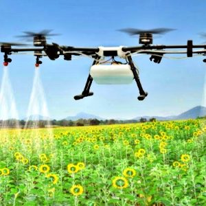 Agricultural Drone Piloting India