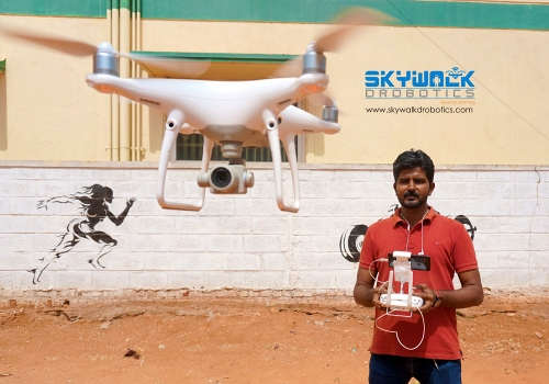 Professional Drone Pilot Training India