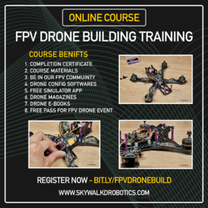 FPV Drone Online Course